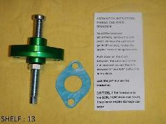 GREEN CAM CHAIN TENSIONER ADJUSTER 1996-2003 HONDA XR400R XR40...