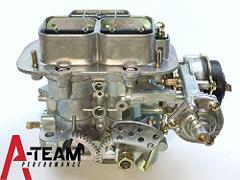 A-Team Performance 428 UNIVERSAL CARBURETOR WEBER 38x38 2 BARR...