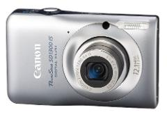 Canon PowerShot SD1300 IS 12.1 MP Digital Camera with 4x Wide ...