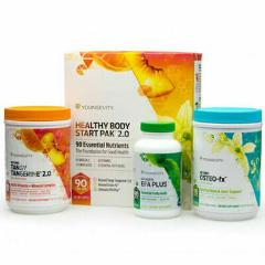 Youngevity Healthy Body Start Pak 2.0 Dr. Wallach