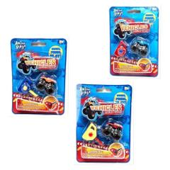 Vechicles Micro Cars Key Power Launcher 1.5 inch Toy New