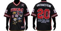 South Western Athletic Conference Football Jersey SWAC FOOTBAL...
