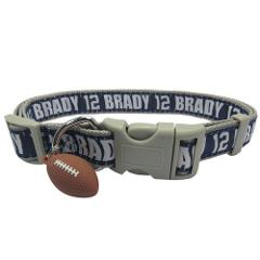 Tom Brady New England Patriots #12 NFLPA Licensed Pets First D...
