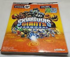 SKYLANDERS GIANTS Official Strategy Guide by Activision BRADY ...