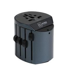 Alpha by Skross Luxury Premium World Travel Adapter with Hard ...