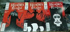 Blood Realm #1 2 3 Comic Book Set #1-3 Alterna Vol. 1