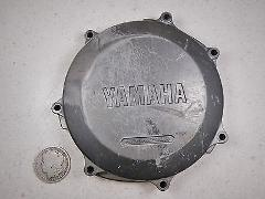 03 YAMAHA YZ450F YZ 450F RIGHT SIDE MAGNESIUM CLUTCH INSPECTIO...