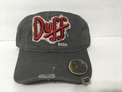 Universal Studios Exclusive The Simpsons Duff Beer Adult Baseb...