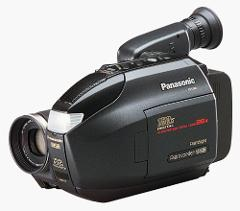 Panasonic PV-L559 Palmcorder Camcorder (Discontinued by Manufa...