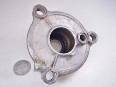 73 Honda ATC70 K0 Rear Brake Housing & Axle Axel Shaft Bearing...