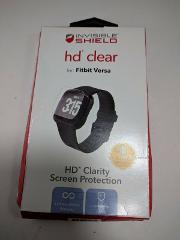 Zagg InvisibleShield HD Clear screen protector for Fitbit Vers...