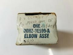NOS FORD Outlet Fitting D0HZ-3E599-A Elbow Assy for Power Ste...