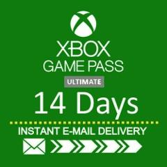 XBOX LIVE 14 Day GOLD + Game Pass (Ultimate) Trial Code Instan...