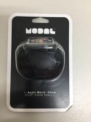 Modal - Sport Strap for Apple Watch 42mm - Black - MD-AWB42B