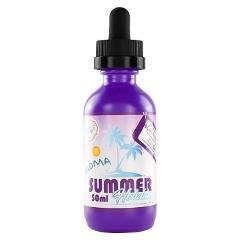 Dinner Lady Summer Holidays Black Orange Crush E-Liquid Vape 5...