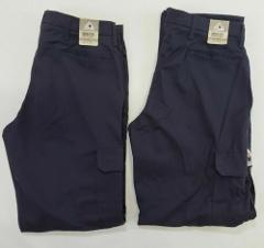 Lot of 2 Bulwark Fire Resistant Pants (PLC2NV2) Size 34 X 36 NWT