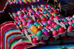 CASCARONES Confetti Eggs 90 Confetti Eggs from San Antonio, Texas