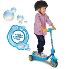 Kids Toddler 6V Battery Powered Electric Ride On 3 Wheel Scoot...