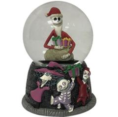 Disney Nightmare Before Christmas Jack Skellington Snow Globe ...