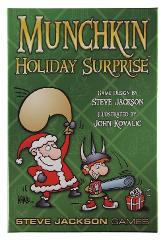 Munchkin Holiday Surprise - Steve Jackson Games! NEW SJG 1488