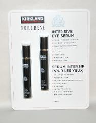 Kirkland Signature Borghese Intensive Eye Serum 2 X 15ml - NEW...