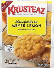 Krusteaz Bakery Style Meyer Lemon Cookie Mix 15.25 oz