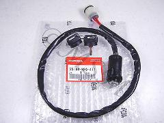 NEW OEM GENUINE HONDA IGNITION SWITCH W/ KEYS 5045-011