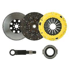 STAGE 1 RACE CLUTCH KIT+FLYWHEEL fits 02-06 ACURA RSX TYPE-S 6...