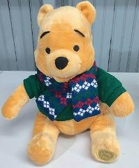 Winnie The Pooh Plush Stuffed Bear Official Disney Store 12