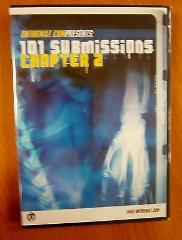 GRAPPLING 101 Submissions DVD BRAND NEW Chapter 2 #1539KC