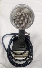 Vtg Shure 522 Desktop Paging Microphone Dual Impedance Push to...