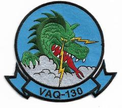 USMC Electronic Attack Squadron 130 VAQ-130 Patch