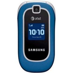 Samsung SGH-A237 Blue No Contract AT&T Cell Phone