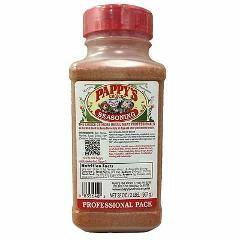 PAPPY'S Choice Seasoning Spice BBQ Rub 2 Pounds 1 Jar Pappys ...