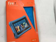 Genuine Amazon Kid-Proof Protective Case for Fire 7 Tablet (7t...