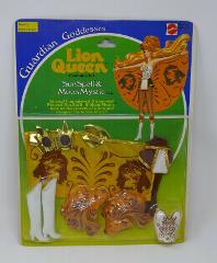 Mattel 1978 Guardian Goddesses Lion Queen Outfit SEALED