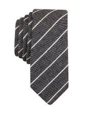 PENGUIN Mens NECKTIE Roth Stripe Slim Tie Blue - $55 - NWT