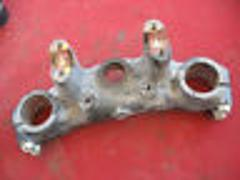 UPPER TRIPLE TREE CLAMP YOKE 1982 82 HONDA XR500R