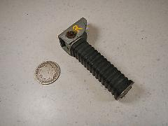 72 CL175 K6 SCRAMBLER RIGHT SIDE PASSENGER FOOTPEG FOOT PEG
