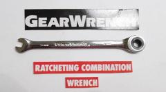 GearWrench 9106 6mm Combination Ratcheting Wrench