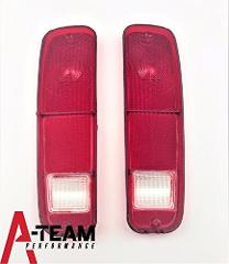 A-Team Performance 2pc Tail Light Set Compatible With 73 74 75...