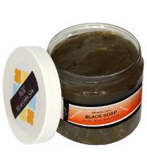 Buy 2 Get One Free! Moroccan Black Soap -16 oz