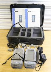 Agilent WireScope 350 Cable Tester & Dual remote 350 + Cat6 Sm...