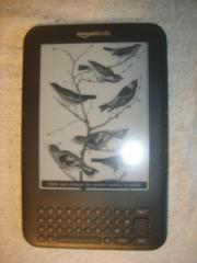 Amazon Kindle Model Number D00901(Not Working/ForParts)