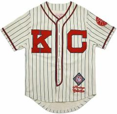 NLBM Negro Leagues Baseball Heritage Jersey Kansas City Monarchs