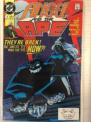 Angel and the Ape #1 Comic Book DC 1991