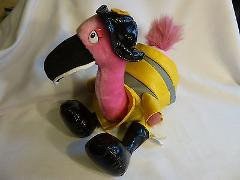 Flamingo Laughlin Plush FFD Toy Works casino