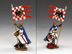 King & Country - Crusades Duke Boris of Saxony MK056 Knight Me...