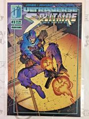 Solitaire #1 Comic Book Malibu 1993