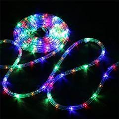 Bebrant LED Rope Lights Battery Operated String Lights-40Ft 12...